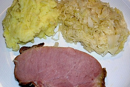 Geschmortes Sauerkraut 1