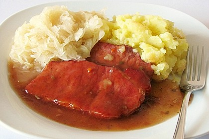 Geschmortes Sauerkraut 4