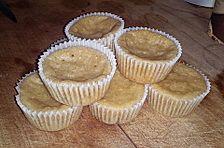 Apfelmus - Haferflocken - Muffins