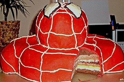 Orangen - Schoko - Torte 1