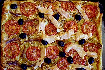 Französische Pizza 3
