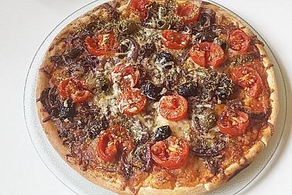 Französische Pizza 2