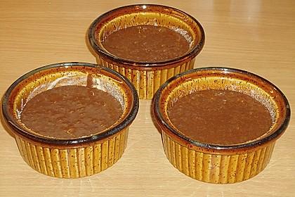 Schokoladenküchlein mit geschmolzenem Kern 15
