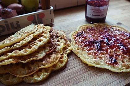 Amerikanische Pancakes 77