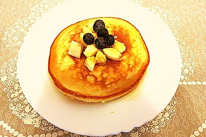 Amerikanische Pancakes 146