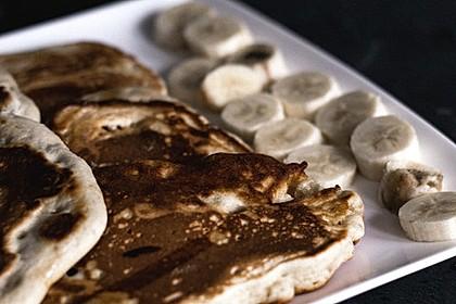 Amerikanische Pancakes 221