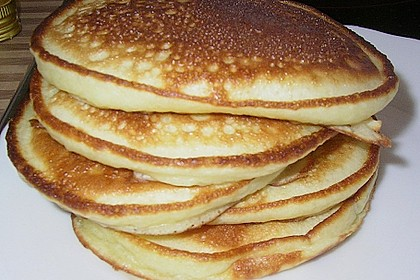 Amerikanische Pancakes 254