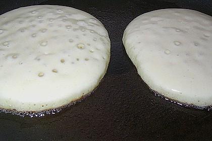 Amerikanische Pancakes 270