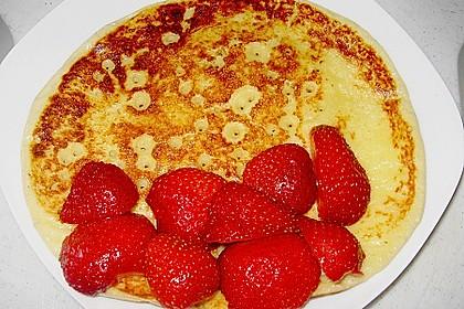 Amerikanische Pancakes 206