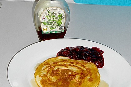 Amerikanische Pancakes 219