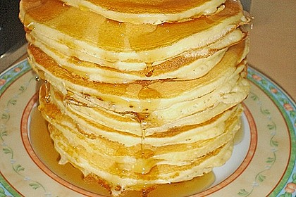 Amerikanische Pancakes 69