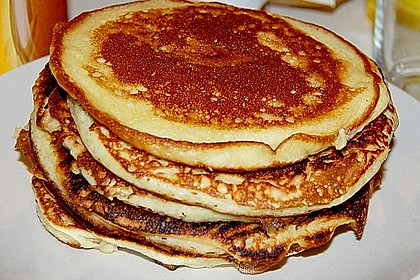 Amerikanische Pancakes 244