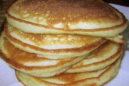 Amerikanische Pancakes 293