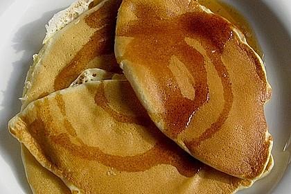 Amerikanische Pancakes 126
