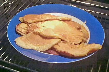 Amerikanische Pancakes 277