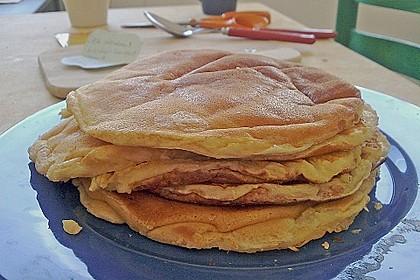 Amerikanische Pancakes 167