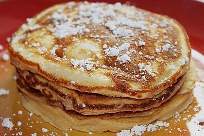 Amerikanische Pancakes 26