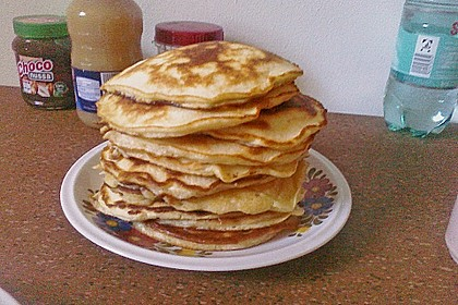 Amerikanische Pancakes 230