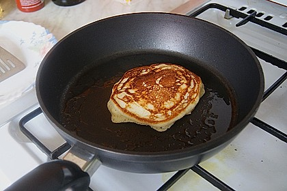 Amerikanische Pancakes 226