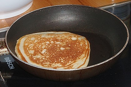 Amerikanische Pancakes 258