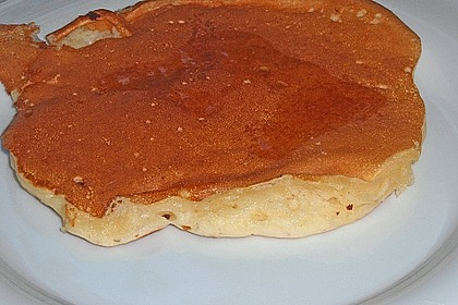 Amerikanische Pancakes 282