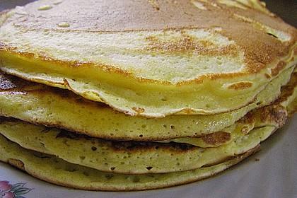 Amerikanische Pancakes 75