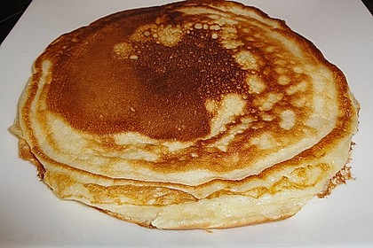 Amerikanische Pancakes 98