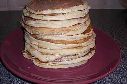 Amerikanische Pancakes 109