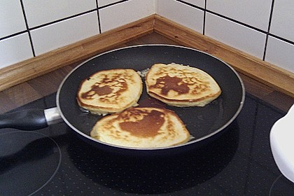 Amerikanische Pancakes 299