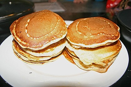 Amerikanische Pancakes 152