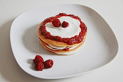Amerikanische Pancakes 21