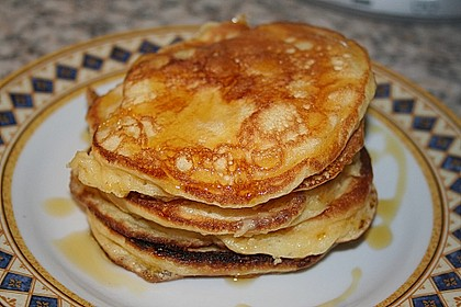 Amerikanische Pancakes 61
