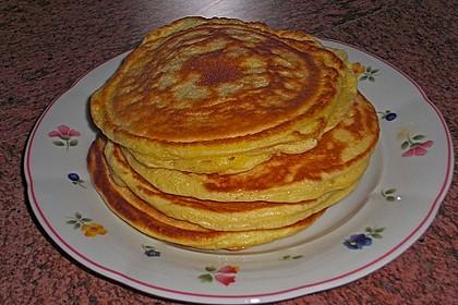 Amerikanische Pancakes 214