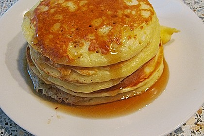 Amerikanische Pancakes 70
