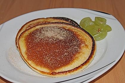 Amerikanische Pancakes 80
