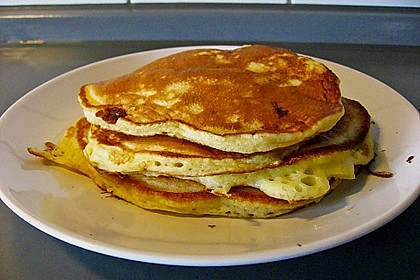 Amerikanische Pancakes 250