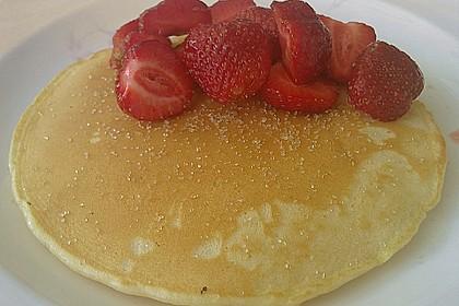 Amerikanische Pancakes 171