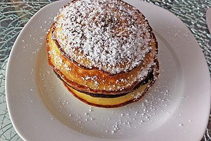 Amerikanische Pancakes 164