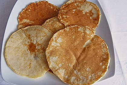 Amerikanische Pancakes 162