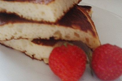 Amerikanische Pancakes 300