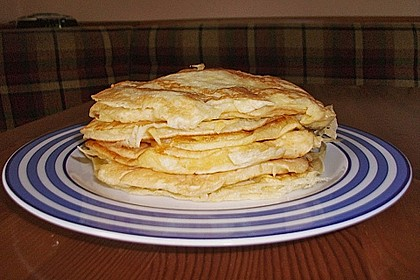 Amerikanische Pancakes 107