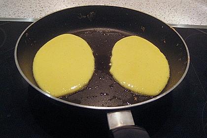 Amerikanische Pancakes 283