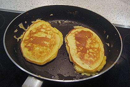 Amerikanische Pancakes 190