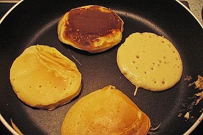 Amerikanische Pancakes 286