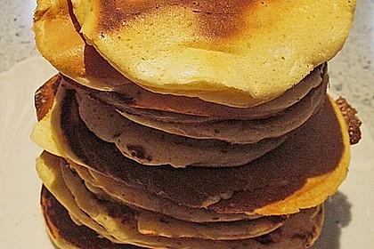 Amerikanische Pancakes 191