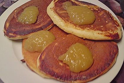 Amerikanische Pancakes 296