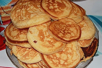 Amerikanische Pancakes 86