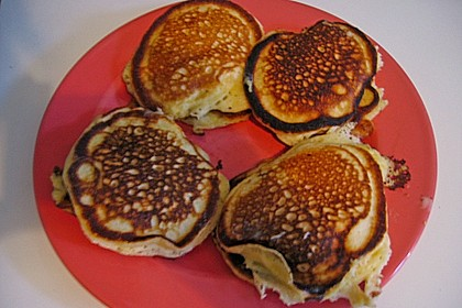 Amerikanische Pancakes 291