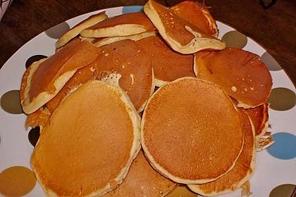Amerikanische Pancakes 101