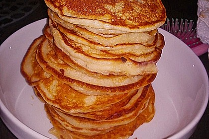 Amerikanische Pancakes 95
